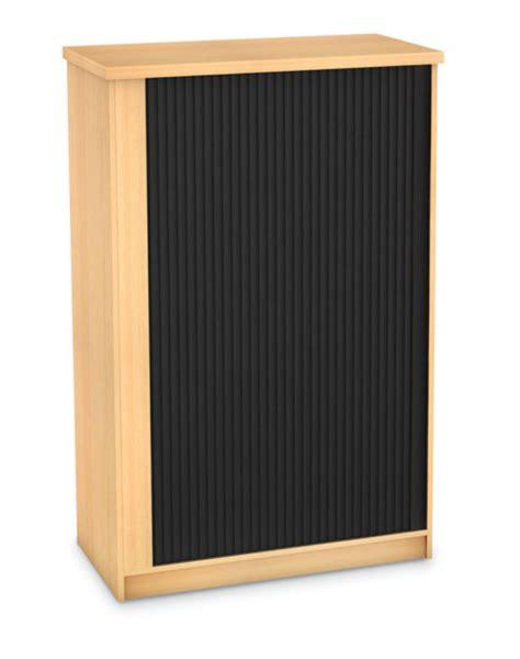Cupboard Roller Doors black roller door cupboard has been