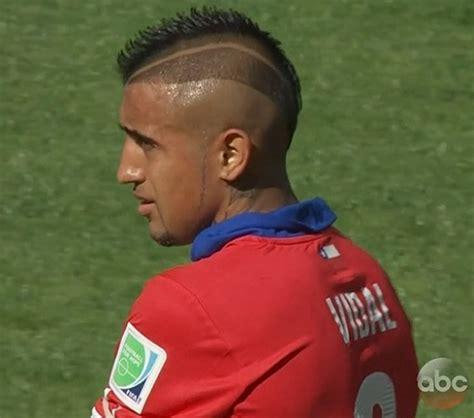 men s hairstyles arturo vidal haircut arturo vidal fifa arturo vidal larry brown sports