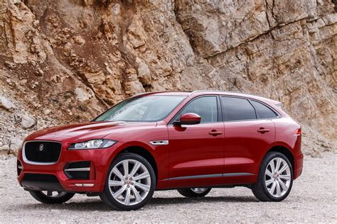 2017 jaguar f pace second drive review automobile magazine