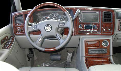 how to fix cars 2005 cadillac escalade interior image gallery 2005 escalade inside