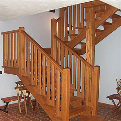 scale da interno in legno scale rustiche legno per interni il meglio design
