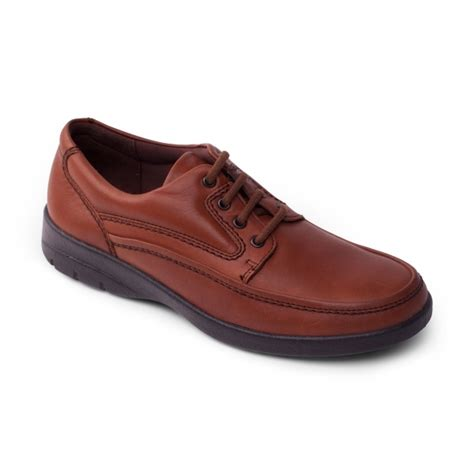 comfort fit shoes padders fire mens leather lace up comfort shoes tan buy