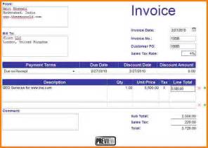 How To Make A Receipt Template by Create A Receipt Template