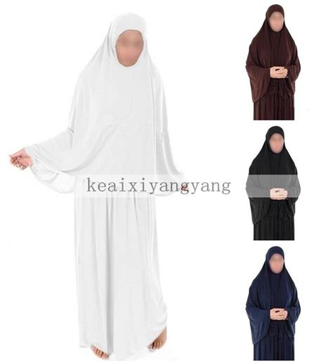 Kymberline Set Muslim By Qilla Fashion s prayer set abaya jilbab dress jellaba islamic clothing skirt ebay