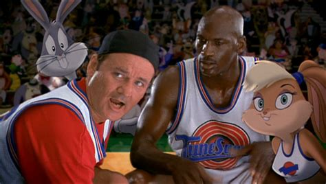film michael jordan cartoon it turns out that gangnam style and space jam have the same bpm and go together better than