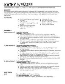 resume templates for veterans veteran resume sle