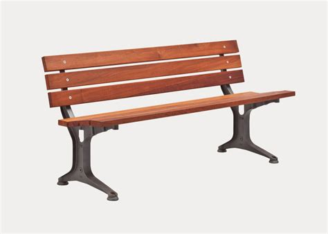 park seats benches park dda bench extended street furniture australia