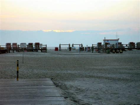 strand themenbäder strand in der d 228 mmerung st ording sommer 2003