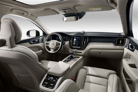 volvo xc60 interior 2017 2018 volvo xc60 or 2017 volvo v60 cross country motor trend