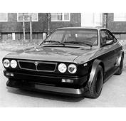 Lancia Beta Coup&233 HFZ 1981  Old Concept Cars
