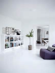 Interior Design From Home All White Interior Design Of The Homewares Designer Home