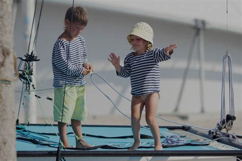 boat safety with babies sailing with babies and kids safety and rules