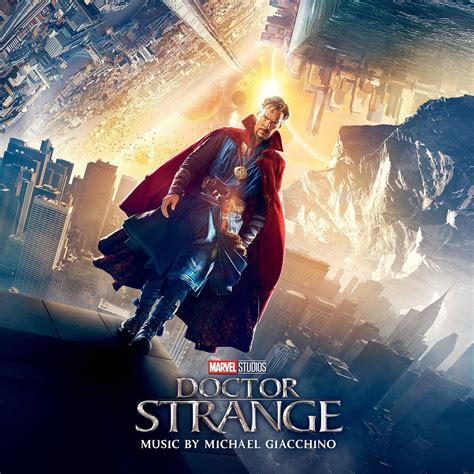 Doctor Records Records To Release Doctor Strange Soundtrack Reporter