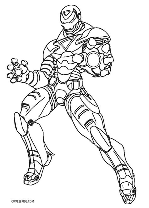 easy iron man coloring page free printable iron man coloring pages for kids cool2bkids