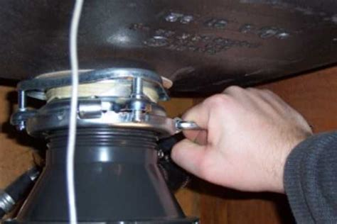 Replace Garbage Disposal Miscellaneous Replacing A Garbage Disposal Release Then