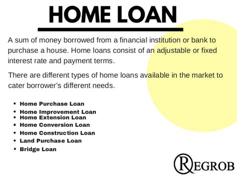 what is home loan against property how is it different