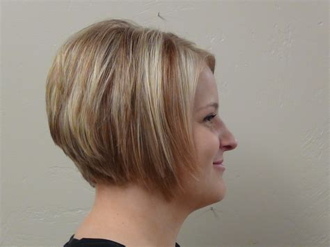 update to the bob haircut thicken hair with a line haircut or bob cut hairstyle