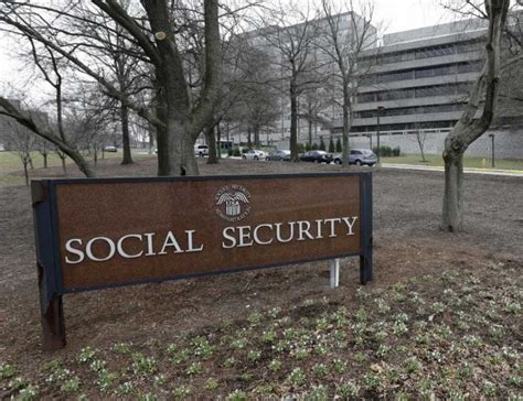 Social Security Office by Social Security Administration Protests Auditor S
