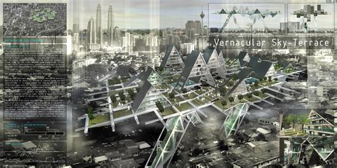 design competition malaysia 2015 vernacular sky terrace evolo architecture magazine