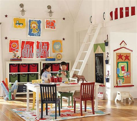 Decorating Ideas Playroom 35 Adorable Playroom Ideas Home Design And Interior