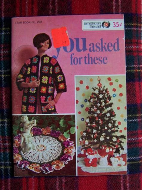 leaf pattern matinee coat booklet 5105 usa 1 cent s h vintage crochet patterns book coats doily