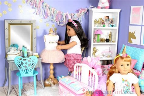 how to make an american girl bedroom how to make a american doll bedroom american girl doll