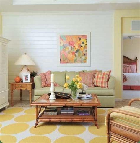 bright yellow living room 1000 images about cottage cabin decorating ideas on log cabin homes cabin and