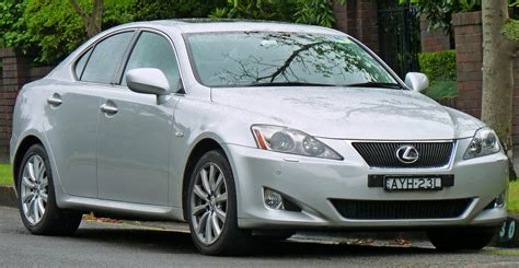 lexus sedans 2008 file 2005 2008 lexus is 250 gse20r sports luxury sedan