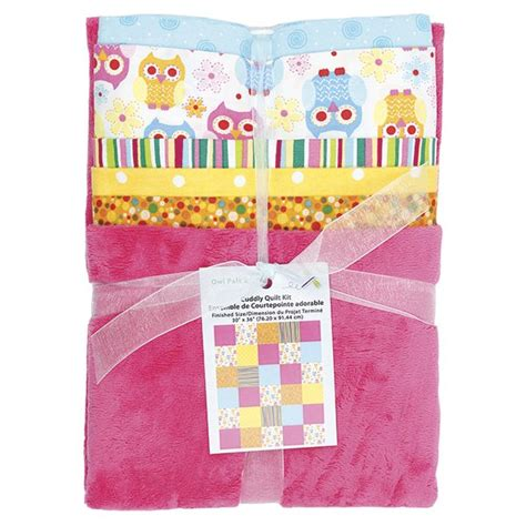 Cuddly Quilt Kits by Kits