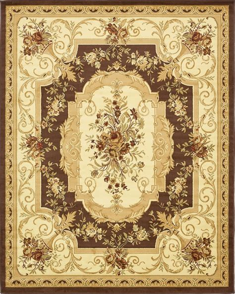 new aubusson rugs classic aubusson rugs carpets new area rug floor carpet soft large rugs ebay