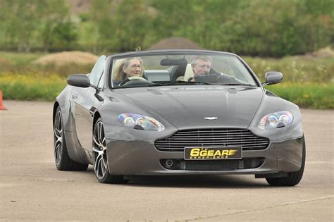 Aston Martin Driving Experience by Aston Martin Driving Experience Vantage From 6th Gear