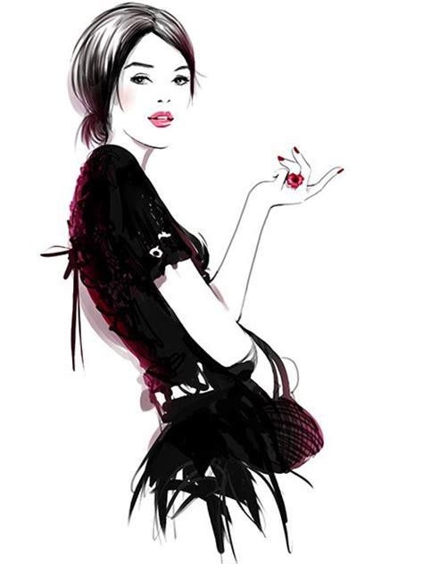 fashion illustration agency caroline mar 233 chal illustration agency