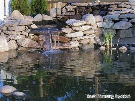 waterfall for pond or water garden building cascading pond waterfalls all