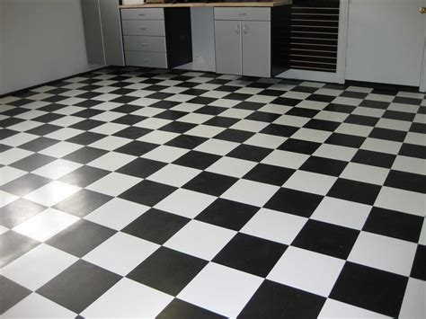 Black And White Ceramic Floor Tile Of Proper Use Of Black And White Ceramic Floor Tiles Floor Design Ideas