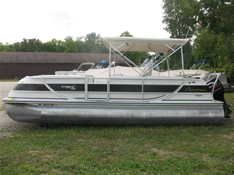 used pontoon boats for sale lake cumberland used power boats pontoon harris flotebote boats for sale