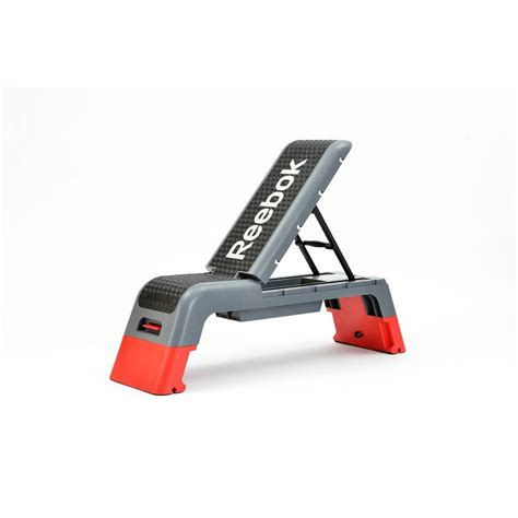 reebok bench amazon com reebok professional deck workout bench