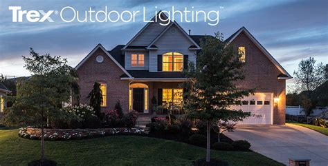 trex outdoor lighting led landscape lighting outdoor pathlights well lights
