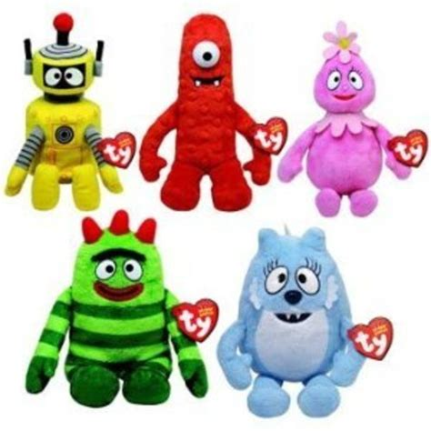 gabba babies yo gabba gabba toys for toddlers my guide