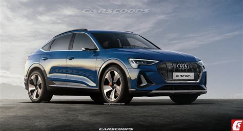 Audi Electric Suv 2020 by 2020 Audi E Sportback We Uncover The New Electric