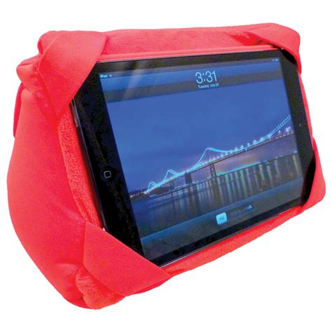 Tablet Pillow by Omni Pillow Travel Pillow And Tablet Stand