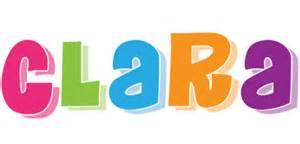 clara logo name logo generator i love love heart
