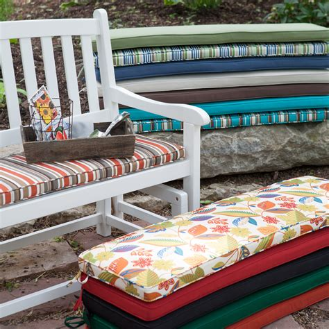 outdoor swing fabric replacement sunbrella replacement cushions indoor and outdoor