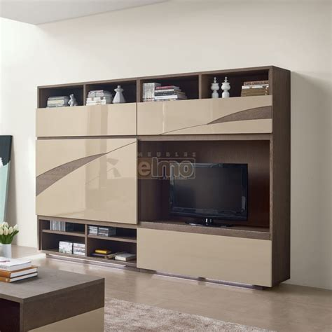 Meuble Living Tv by Meuble Living Ch 234 Ne Massif Laque 2 Portes 233 L 233 Vatrices 2