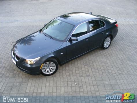 2008 bmw 535i road list of car and truck pictures and videos auto123
