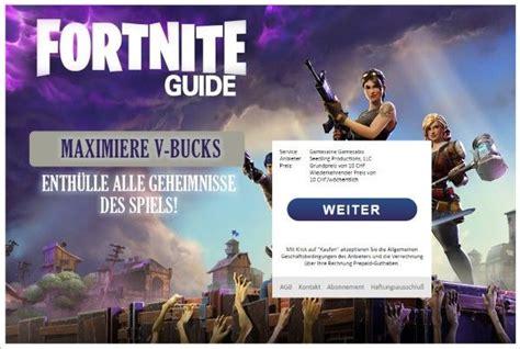 Holen Sie Sich Den Neuen Fortnite Guide