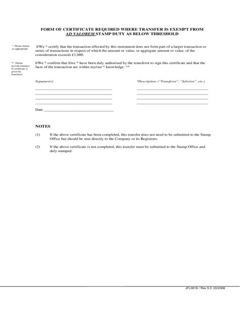 hmrc stock transfer form minikeyword com