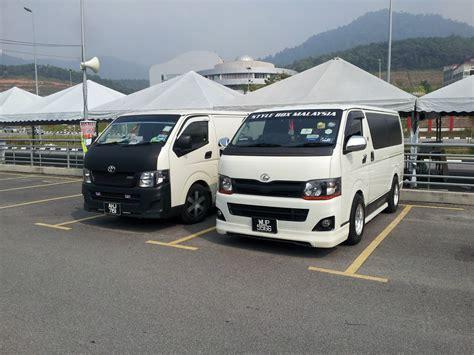 Toyota Hiace Price Malaysia Optimo Projects Hiace Culture In Malaysia