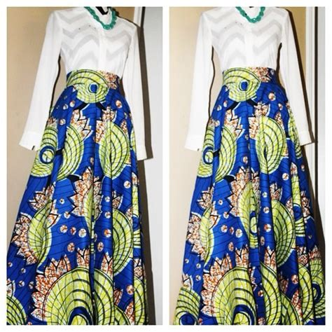 Wst 9928 Print Dress Size M Sale n omose couture print maxi skirt from n omose