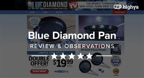 blue diamond pan reviews  customers