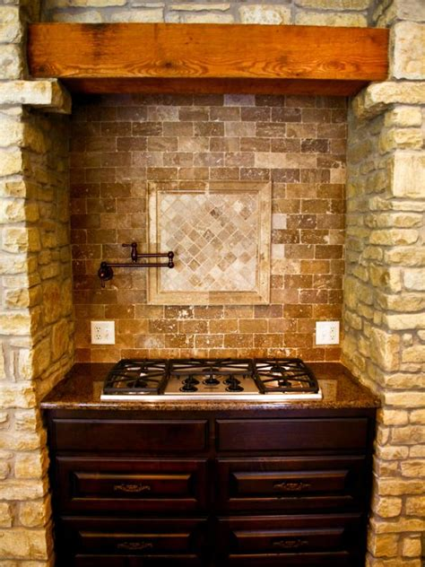backsplash stove surround for small photo page hgtv